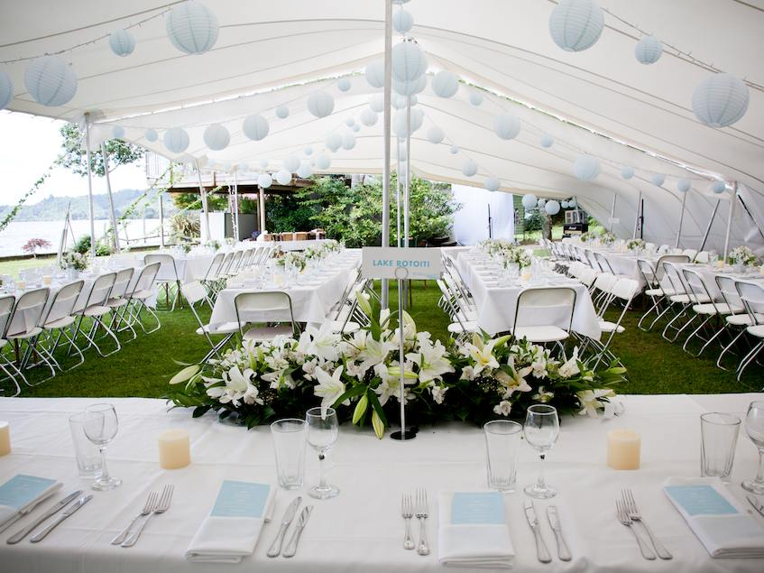 Stretch Tents Peninsula Party Hire